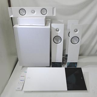 SONY ブルーレイディスク/DVDホームシアターシステム BD...