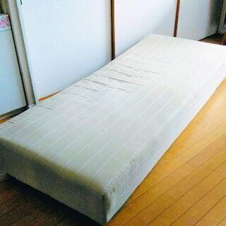 小さめシングルベッド