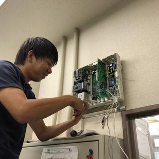 学歴・年齢不問!電気設備の設置工事や空調工事に興味ある方募集!