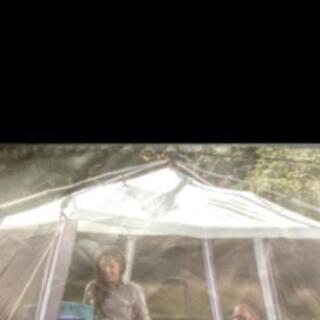 美品です コールマン テント