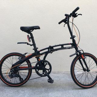 折りたたみ自転車 ドッペルギャンガー