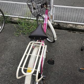 自転車 26インチ 変速付き
