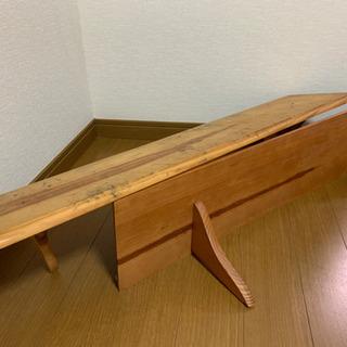 木製  棚セット