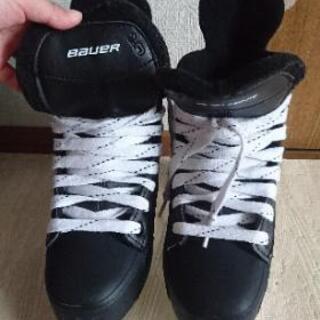 bauer アイスホッケースケート靴