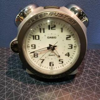 CASIO目覚まし時計