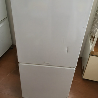 冷蔵庫貰ってください   0円
