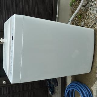 ハイアール 洗濯機 4・5kg 2018年4月新品購入品 単身赴...