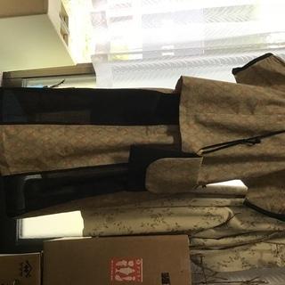 着物リメイク  手作り  ブラウス、スカート、ポシェットのセット