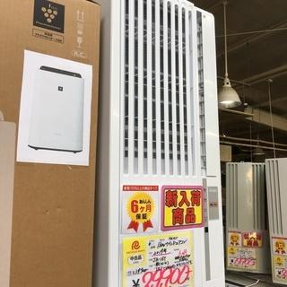 2019年製 Haier 1.6kw ウインドエアコン 窓枠エア...