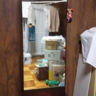 完売しました  ¥0!!大きな古い姿見    鎌倉彫り風   も...
