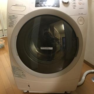 2011年式ドラム型洗濯機  9キロ