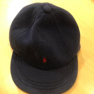 ラルフローレン 子供用帽子 サイズ46cm