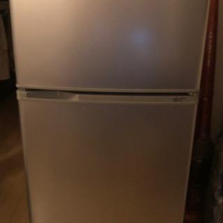【引き取り限定】SANYO 112L 2ドア冷蔵庫