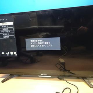 ハイセンス HS32K222 32型 液晶テレビ 14年製 動作...