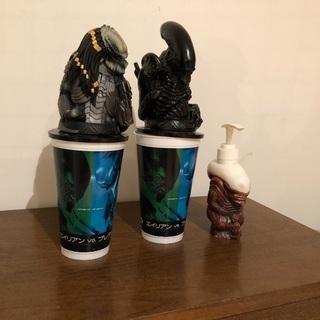 エイリアンvsプレデター ドリンクカップセット Alien Pr...