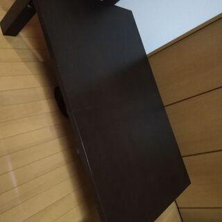 高品質木製テーブル〜1年未満使用!