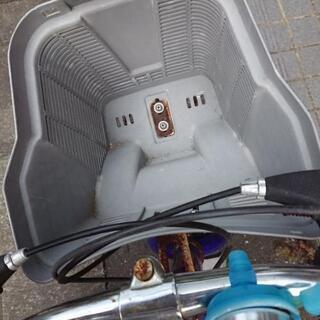 決まりました♪【要メンテ品】男児用自転車   7段変速ギア 《Go Fighter★7》 - 塩竈市