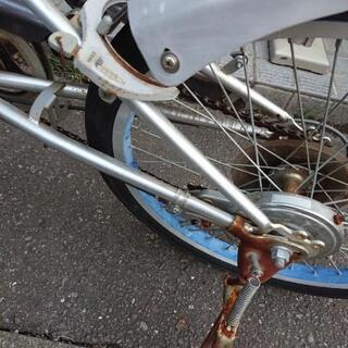 決まりました♪【要メンテ品】男児用自転車   7段変速ギア 《Go Fighter★7》 - 売ります・あげます