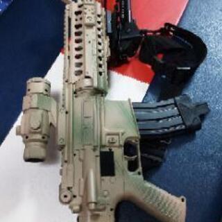 18禁M4電動ブローバック、エアコキ東京マルイM92F