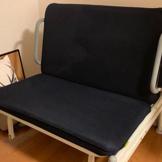 ニトリ 折りたたみベッド ソファーベッド
