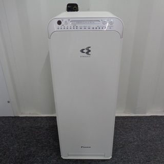 DAIKIN 加湿ストリーマ空気清浄機 MCK55S-W 2016年製