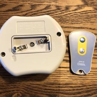 オーム電気 天井照明器具用 リモコンスイッチ