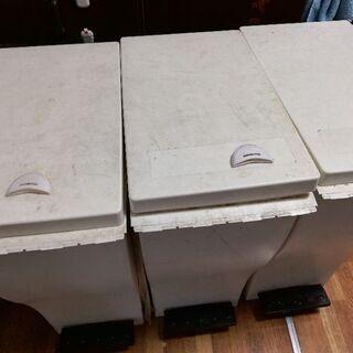 ペダルピン ゴミ箱