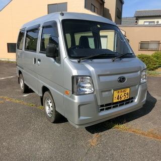 TV2 サンバーバン トランスポーター 4WD A/T ナビ付き...