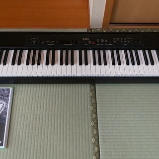 ヤマハ電子ピアノ P-80(ジャンク品)