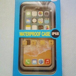 iPhone X/Xs用 防水ケース(未使用新品)