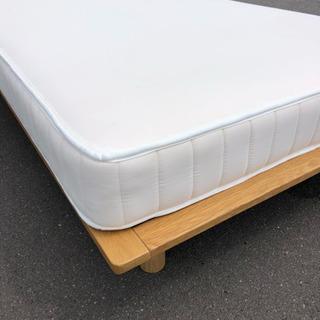 シングルベッドです!