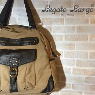Legato Largo レガートラルゴ トートバッグ