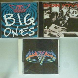 【CD】アメリカのロックバンドのCD3枚セット(中古)