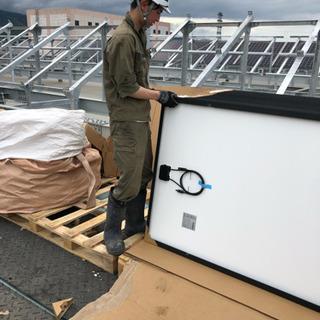 メガソーラー、高速道路補修   フェンス   雑工  【稼げます...