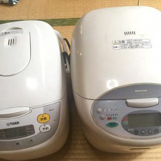 一升炊き炊飯器一台3000円