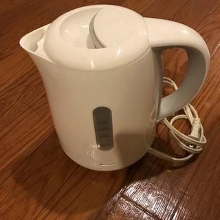 電気ケトル 1.2L 中古美品