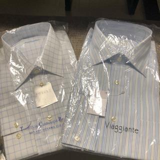 長袖Yシャツ2枚