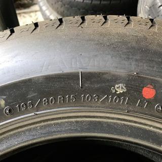 195/80R15⭐ハイエースに!格安!バリ山のYOKOHAMA製サマータイヤ入荷しました(^^♪ - 安城市