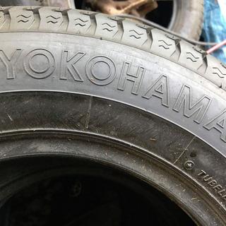 195/80R15⭐ハイエースに!格安!バリ山のYOKOHAMA製サマータイヤ入荷しました(^^♪ - 車のパーツ
