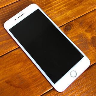 iPhone7plus レッド au