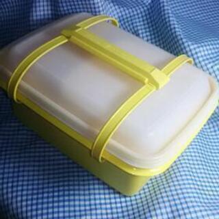 Tupperwareパックンキャリーレモン