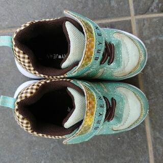 子供靴 女の子16cm