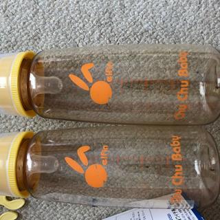 哺乳瓶・保存袋セット