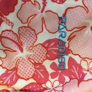 PARADISO レディース ゴルフ練習用 ポロシャツ ピンク