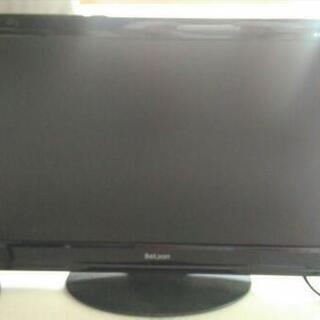 お取引中 液晶テレビ 22V型 正常