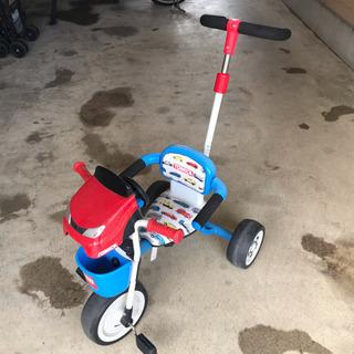 トミカ✿三輪車