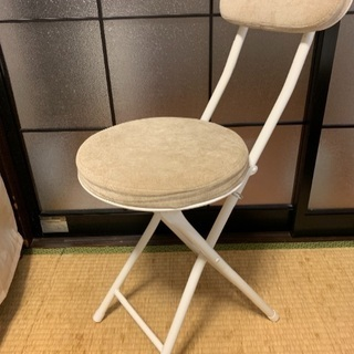 【8/27まで】折りたたみパイプ椅子