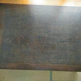 昭和レトロ 座卓
