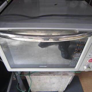 TOSHIBAオーブン電子レンジ石窯 ER-D6 2006年製