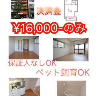 1室限定‼️激安価格⚡️¥15,000-で入居可能🙈
